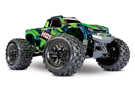Hoss 4x4 VXL Brushless 60+mph
