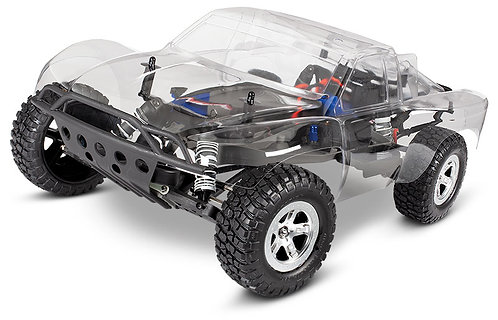 Slash 2wd Unassembled Kit 30+mph 1/10