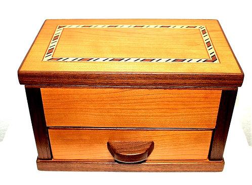 Locally Made Jewelry Box