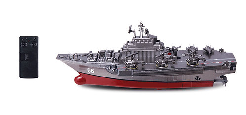 Micro Aircraft Carrier Remote Control Boat
