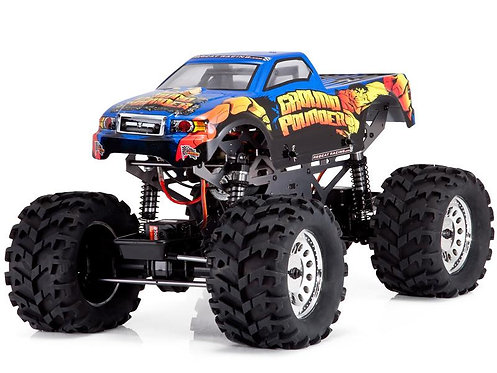 Ground Pownder 1/10 Monster Truck