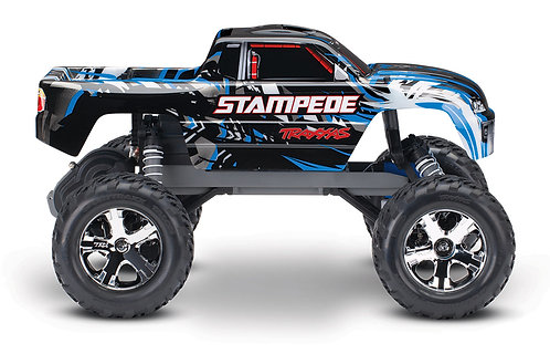 Stampede 2wd Monster Truck 30+mph 1/10