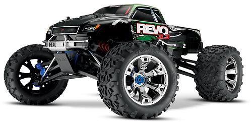 Revo 3.3 Nitro 4wd Monster Truck 45+mph 1/10