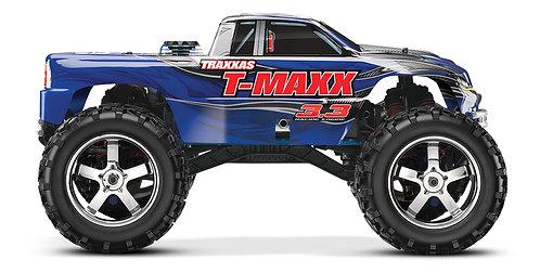 T-Maxx 3.3 Nitro 4wd 1/10 Truck 45+mph