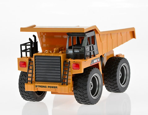 Small 6ch Mining Truck with Metal Bed
