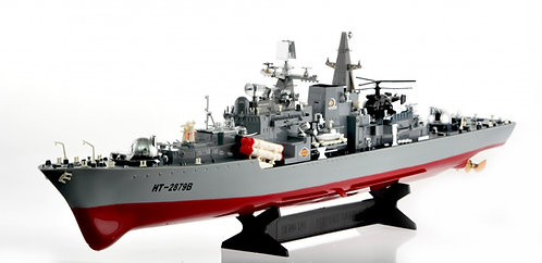 Destroyer Remote Control Boat 1/275