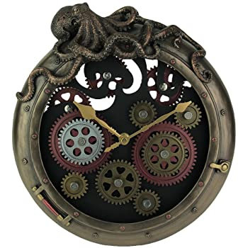 Octopus Clock