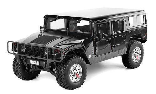 H1 Hummer 1/10 Crawler Black