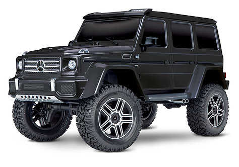Mercedes-Benz G 500 4x4 Crawler
