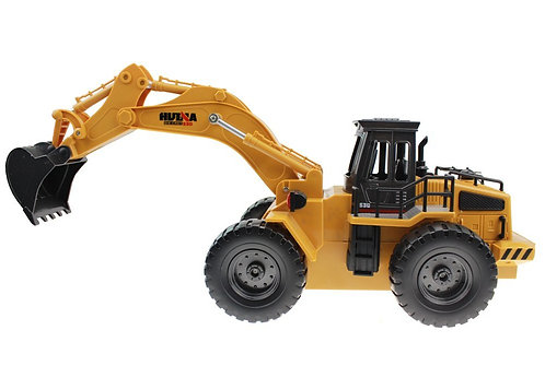 Small 6ch Excavator with Shovel