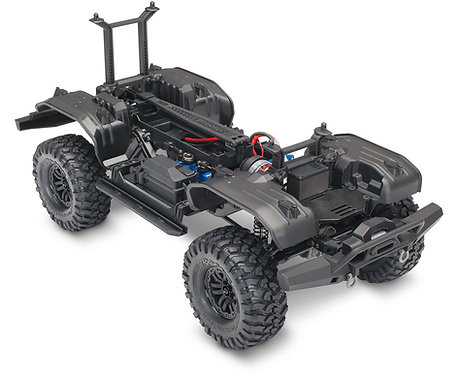 TRX4 Chassis Unassembled Kit Crawler 1/10