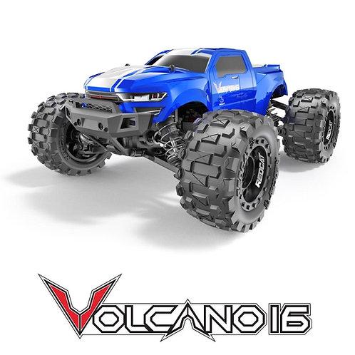 Volcano 16 Brushed Monster Truck 1/16