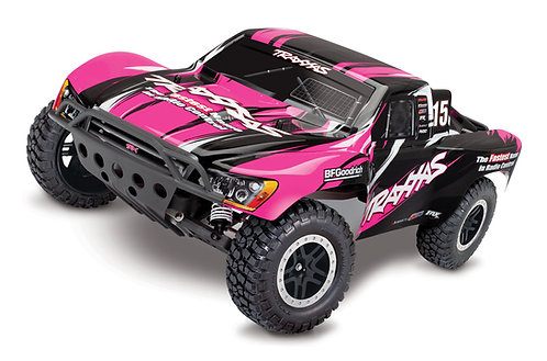 Slash Short Course Truck 30+mph - available in Pink or Hawaiian!