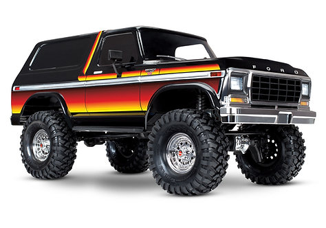 Ford Bronco TRX-4 Scale and Trail 1/10 Crawler