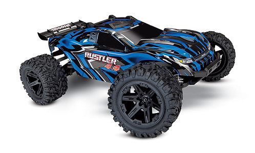 Rustler 4x4 Brushed High Performance Stadium Truck 1/10