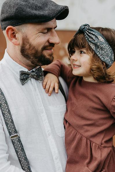Vater und Kinder Accessoires