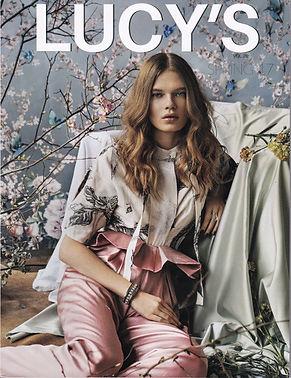 Anna Dezet Lucys Magazine