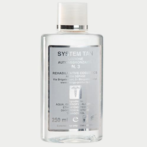 System Tan 250 ml