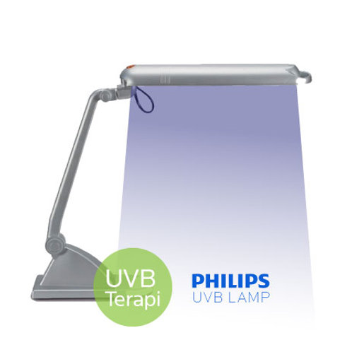 UVB Terapilampe | Bordmodell
