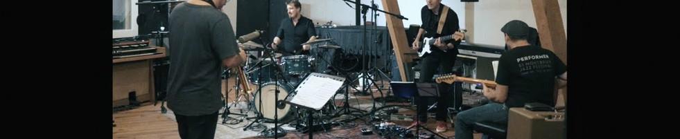 Jean-Pierre Schaller Enigma 4tet - Live at Blend Studio