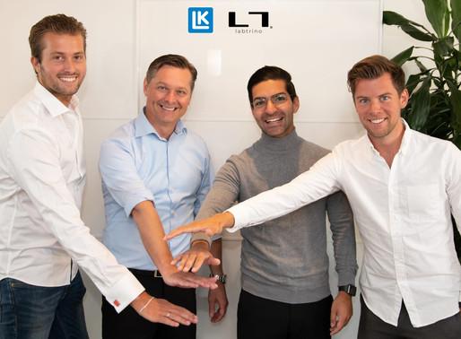 LK Systems investerar i Labtrino