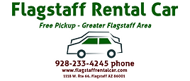 Flagstaff Rental Car - Free Pickup Greater Flagstaff Area