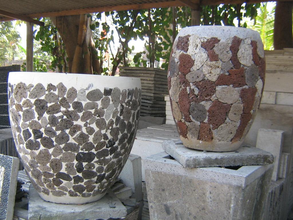 ART BALI - VASOS DE PEDRA (4)