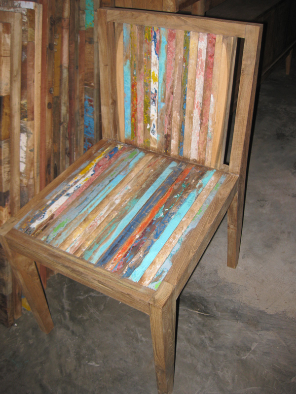 6. Sample Chair