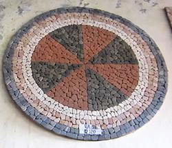 Carpet  mosaico de pedra 11.