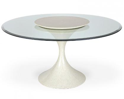 mesa coco branc