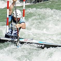 UCI Canoe comp, Meran, ITA, 2019
