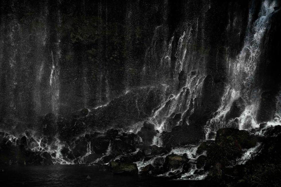 白糸の滝 静岡a