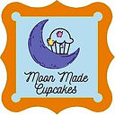 Moon Made Cup Cakes logo