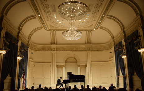 Fabio Alvarez at Carnegie Hall.JPG