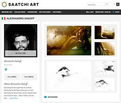 Shop Alessandro Sakoff @ Saatchi Art Gallery
