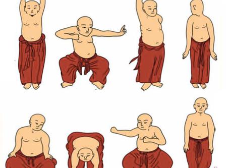 """Beneficis de la pràctica del sistema """"Ba Duan Jin"""" o """"Les 8 joies"""""""
