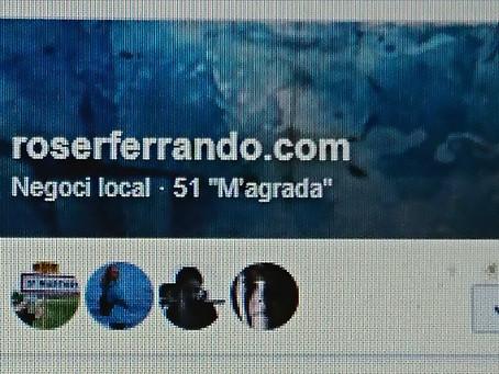 Inauguro pàgina a Facebook