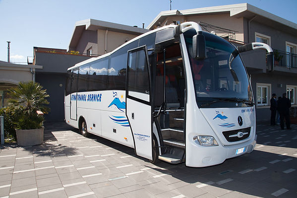 Etna Travel Service, Transfer von Catania nach Taormina