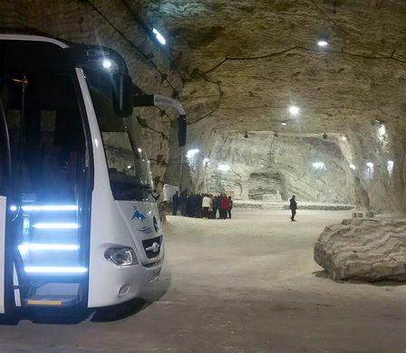 Etna Travel Service, Noleggio Bus