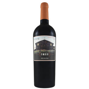 2018 The Omen: Red Blend