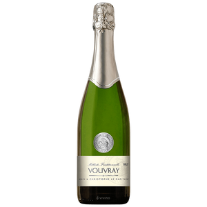 NV Le Capitaine: Vouvray Brut