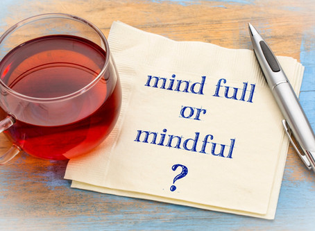 Mindfulness: Silence the Mental Chatter