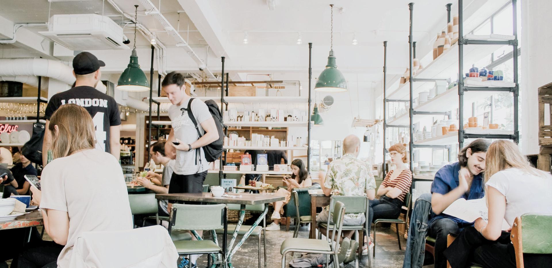 café - espace coworking