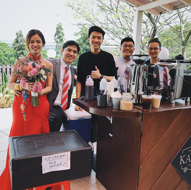 MH&KS Wedding Reception
