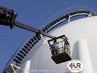 UR-8000 Poliurea Termica_recubrimiento i
