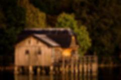 Haus auf Stelzen am Ammersee, Carolin Lobina