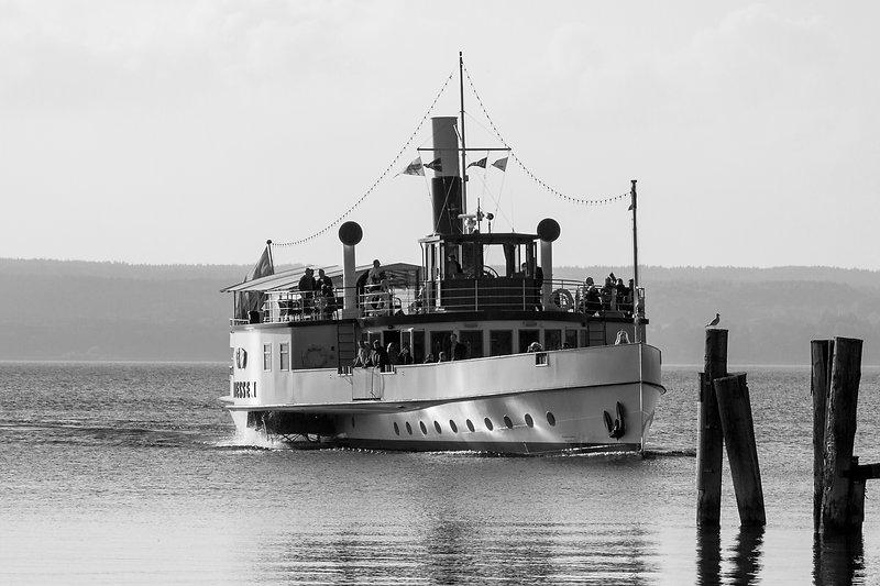 Schiff Diessen am Ammersee, Carolin Lobina
