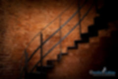 Treppe, Wendeltreppe, Backstein, Carolin Lobina
