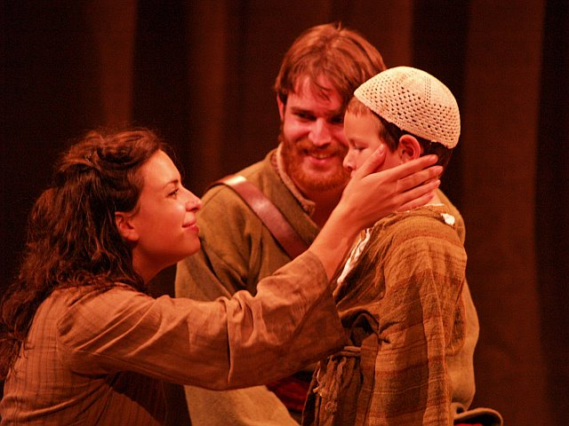Grusha in Caucasian Chalk Circle