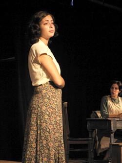 Maggie in Dancing at Lughnasa
